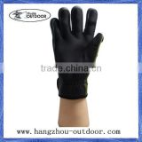 Synthetic Leather Fabric,Removable Finger Gloves,Waterproof Glove Supplier