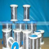 hot sales !!! plastic spool packing galvanized metal wire used in making handicrafts