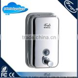 F-S010-5 Factory Wall Mounted Stainless Steel Soap Dispenser