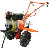 Diesel Engine Powered Mini Tiller Cultivator or Sale