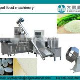 DP65 100kg/h global applicable artificial rice machine, instant rice machine/ manufacture line/making plants in china