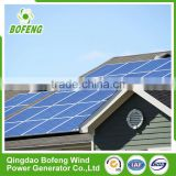 Reasonable Price All Sizes alternative energy on grid solar system for home use