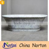 Norton factory stone freestanding soaking tub for sale NTS-BA023Y