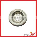 Small 201 stainless steel deodorant floor drain