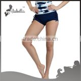 Custom gym clothing women sports shorts brazilian fitness wear