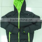 STOCK LOT --- Winter Coat Men quilted black puffer jacket warm fashion male overcoat parka outwear cotton padded down coat