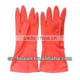 long sleeve household latex/rubber working gloves
