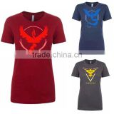 Printing Pokemon Go T shirt With Wholesale Price stock item