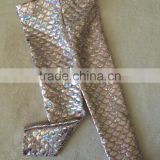 Gild Cotton Autumn Sparkles Fins Mermaid Baby Pants