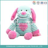 2016 ICTI Audit China factory plush toys factory best made toys plush dog stuffed animal