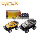 Plastic Toys 4 Channel Ruggedness Wireless electric rc drift car