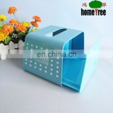 2015 modern fashion plastic tissue paper box