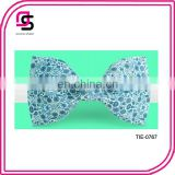 2014 Spring Flower Floral Bow Tie Colorful Bow Tie China Wholesale Bow Tie