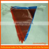 cheap colorful plastic bunting