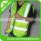 The hot design of safety road vest, custom safey vest