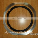 "6""/8"" PPS & ABS fiber wafer frame ring for micro chip semi-conductor industry"