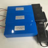 18650 battery 24V 25.9V 29.4V 10Ah rechargeable lithium battery pack for backup system/electric bicycle ebike