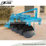 Disc rotary farm land tillage 3 furrow plough from anne_008618037101692