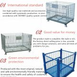 wire mesh containers,Foldable storage cage