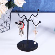 High Quality metal jewelry Display Rack Unique Design for Household Jewelry Rack Storage