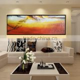 Home Accessories colourful simple design frame Abstract Oil Painting                                                                         Quality Choice