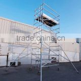 Construction Outdoor 6061or 6082 T6 Aluminium Scaffolding Tower System
