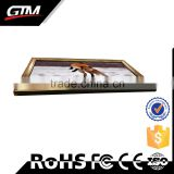 "47"" all in one pc touch screen interactive kiosk totem multimedia China Supplier Lcd Advertising Player"