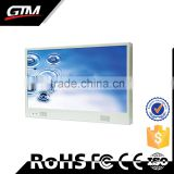computer monitor touch screen poster frame china machine led advertising board digital signage totem windows media player indoor