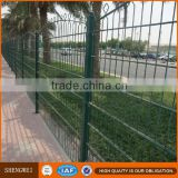 Cheap! 656/868 fence, 2D fence, Galvanized and PVC coated double wire fence (Anping Factory )