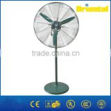 Powerful floor industrial fan, metallic fan, industrial stand fan                                                                         Quality Choice