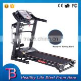 Cheap manual incline house fit fitness motorized treadmill with CE