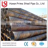 SSAW /Spiral Submerged arc Welded Steel Pipe SSAW/LSAW/HSAW/SAW New and second hand welded tube