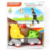 best sell kids ice skating shoes(adjustable), sport shoes toys for Wholesale, roller skating for children, EB033572
