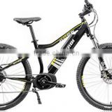 MTB mid motor electric bike