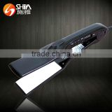 professional ptc flat iron digital lcd 100 ceramic hair straightener parts salon hair styler made in china