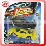 Wholesale mini plastic car pull back car with EN71