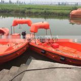 Marine open type lifeboat rescue boat with CCS BV ABS DNV Certificate