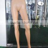 window fashion lower body plastic mannequin