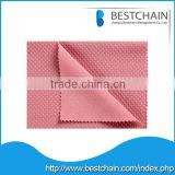 Pink quality knitting fabric