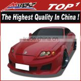 Body kit for 2003-2006 Hyundai Tiburon Duraflex Raine Wide