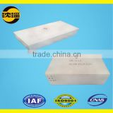 super low cement bottom fire brick refractory clay brick vibration and pouring process brick