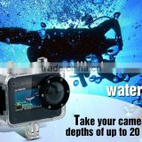 2012-2104 CE and RoHS Approved 1080P waterproof 30 Meter underwater fishing video camera