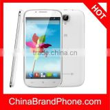 Special offer ZTE U968 4GB White, 5.5 inch Android 4.2 Capacitive Screen Smart Phone, MTK6582 Quad Core