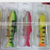 High quality trout fishing lure soft lure pike fishing lure                                                                         Quality Choice