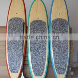 2015 Hot Selling Stand Up Paddle Board Bamboo Surf Board Paddle Board China Manufacturers High Quality