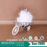 the newest style 2-3mm 40g/bag confetti gear for paper shredder