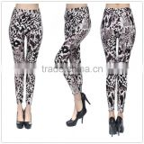 new fashionable wholesale custom yoga fitness leggings for women printing sweat pants gym bulk leggings sexy jogger pants