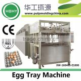 HGHY paper cup holder machine molded fiber packaging production line