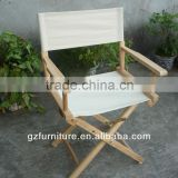 china factory folding director chair outdoor furniture china director chair JL-WP215