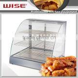 WISE Kitchen User Friendly Hot Display Warmer Cabinet For Commercial Restaurant Use
